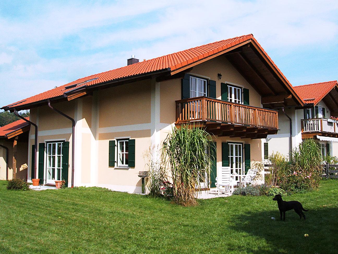 Einfamilienhaus in Bergham
