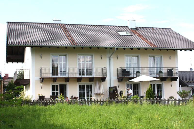 Doppelhaus in Otterfing